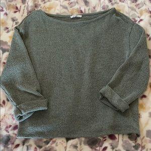 Tops - Zara knit top